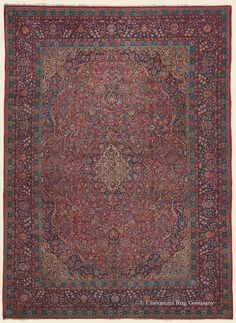 37 Best Antique Central Persian Kashan
