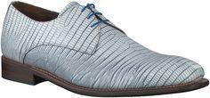 Witte Floris van Bommel Geklede schoenen 14384