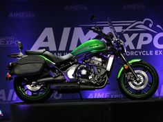 Motorcycle manufacturers served up a variety of U.S. and global debuts for 2015 at the American International Motorcycle Expo in Orlando. Only in its second year, AIMExpo hosted the first looks at some new Kawasakis and Yamahas, electric-powered Zero motorcycles, and the first U.S. appearance for a few Ducatis and Suzukis.