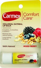 HURRY!! Get a FREE sample of Carmex Comfort Care Lip Balm.