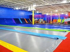 Jumpstreet Indoor Trampoline Park (Cary)