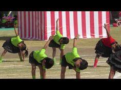 Kids yoga | yoga for kids | kid's yoga performance at school sports day - YouTube