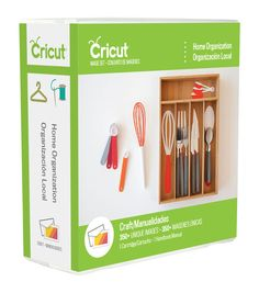 Cricut® Home Organization Cartridge