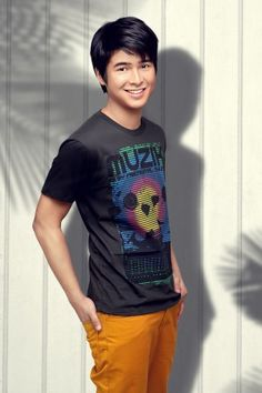 Biography of Jerome Ponce (Luke Andrew Lim in Be Careful With My Heart)