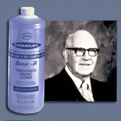 Shaklee's Basic H was introduced in 1960.  First phosphate-free concentrate and biodegradable all purpose cleaner