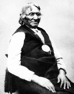 """Ten Bears (Comanche): """"You want to put us on reservations; to build us houses. We don't want them. I was born on the prairie where the wind blew free; where nothing broke the light of the sun; where everything drew a free breath. Like my father before me, I lived happily. So why ask us to leave the rivers, the sun, the wind... and live in houses? The white man has the country that we loved, and we only wish to wander the prairie until we die."""""""