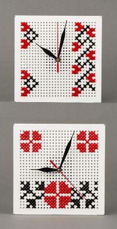 5 designeri români cu 5 colecții tradiționale românești Clock, Traditional, Design, Home Decor, Watch, Decoration Home, Room Decor, Clocks