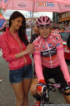 BMC Racing Team rider - Taylor Phinney during the Giro d'Italia.