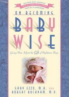 The 19 best books recommended reading media images on pinterest on becoming baby wise giving your infant the gift of nighttime sleep on becoming fandeluxe Gallery