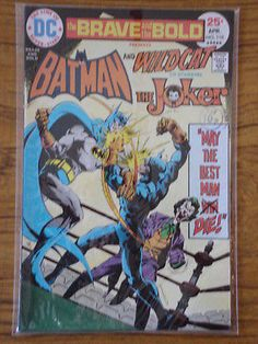 Brave and the bold #118 vf- (7.5) #batman #joker dc #comic,  View more on the LINK: 	http://www.zeppy.io/product/gb/2/361846287929/