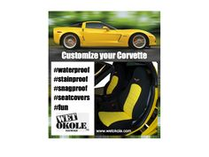 Corvette Lovers LOVE Wet Okole, and Wet Okole LOVES Corvette Lovers!
