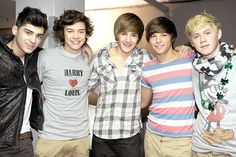 The Evolution of One Direction: 21 Pics From Then to Now - Photo Gallery - Fuse