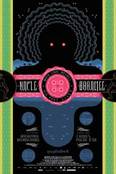 Chris Ware's Uncle Boonmee poster