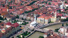 Oradea or Nagyvarad was Hungarian city location Transylvania.(Erdely) before After the Trianon treaty Romania detract the land. Travel Images, Bosnia And Herzegovina, Macedonia, Albania, Capital City, Montenegro, Croatia, City Photo, Places To Visit