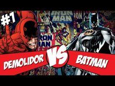 BATMAN VS DEMOLIDOR - FÃ CRIA TRAILER ÉPICO SENSACIONAL ENTRE OS DOIS! ~ Falo o que gosto Universo Nerd e Geek - Filmes - Séries - Games - HQs - Quadrinhos e Super-heróis!