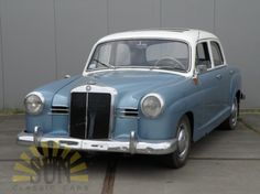 1958 Mercedes-Benz, 190 Mercedes-Benz 190 Ponton 1958 drivers condition This is a 1958 Mercedes-Benz 190 Ponton. The car is in driver's condition. The 1897 CC, 4 cyl, 90 HP engine runs good. This car needs a little bit of work to get back on the road again. This Ponton has European title. For more photo's, information and appointment, visit our website www.sunclassiccars.nl or send an e-mai .. http://www.collectioncar.com/detailed.php?ad=66551&category_id=1