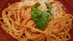 Carrabba's Italian Grill Copycat Recipes: Linguine Positano