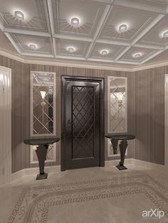 Оформление холла от Кучеренко Александры: интерьер, зd визуализация, прихожая, холл, вестибюль, фойе, квартира, дом, неоклассика, 10 - 20 м2, интерьер #interiordesign #3dvisualization #entrancehall #lounge #lobby #lobby #apartment #house #neoclassicism #10_20m2 #interior arXip.com