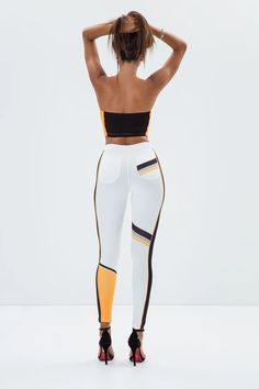 Labellamafia Forever Pants – DXHIVE Vanity Labellamafia Forever Pants Off White Ready to make a Labellamfia statement? These pants are comfortable, molding, and will make eyes turn!  #dxhivevanity#labellamafia##pants#sportswear#casualwear#labellamafialeggings#leggings#sport#fitness #fitnessgirl#topleggings
