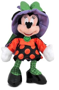 Minnie Mouse gets into the Halloween spirit with this huggable plush. Bring her home today for only 850 points! Click image for details.