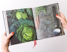 the good life cookbook, love the page layout and photography