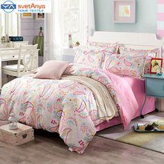 Kids Bohemia Paisley Duvet Cover Bedding Set
