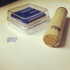 Signature geocaching stamps. #geocaching #geocache #geoswag #stamps