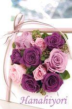 大人かわいいフレームアレンジ☆パープルxピンク、人気の3Wayフレームアレンジ。壁掛け、平置き、自立させることもできます。 Floral Wreath, Wreaths, Rose, Flowers, Plants, Gifts, Home Decor, Floral Crown, Pink