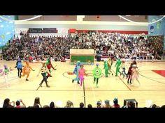 This Pixar Inspired Pep Rally Turned High School Dance Team Into Internet Sensations. Disney Homecoming, Homecoming Themes, Homecoming Dance, High School Dance, School Dances, Cheer Dance Routines, Pep Rally Games, Dance Themes, Disney Music
