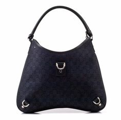 Gucci Black Abbey Hobo 268636