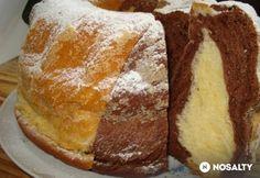 Kelt kakaós kuglóf Dettytől Ring Cake, Winter Food, Pound Cake, Scones, Cornbread, French Toast, Sandwiches, Bakery, Muffin