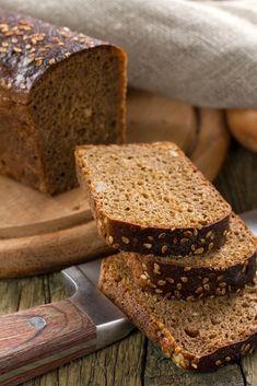 Oatmeal Bread, Banana Bread, Bread Machine Recipes, Bread Recipes, Steel Cut Oatmeal, Rye Bread, Cake Cookies, Recipies, Food And Drink