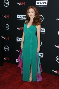 Amy Yasbeck (51) in 2013