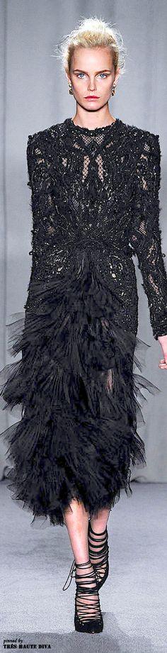 Marchesa Fall/Winter 2014-15 New York Fashion Week - Runway