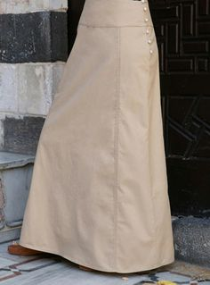 More than just denim skirts, our wide range of fabrics and silhouettes will keep you covered in style. Modest Skirts, Long Maxi Skirts, Long Skirt Fashion, Modest Fashion, Curvy Outfits, Modest Outfits, Denim Skirt Outfits, Dress Indian Style, Feminine Dress