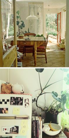 70's home styling inspiration from Lucy Laucht