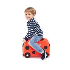 Valigia per bimbo Trunky Ladybird