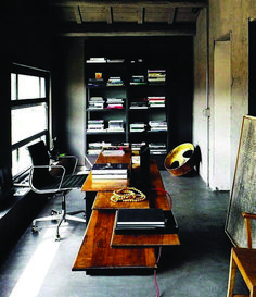 Short on square footage? Explore the top 75 best small home office ideas for men with masculine interior designs and plenty of cool DIY inspiration. Home Office Design, Home Office Decor, Office Furniture, House Design, Office Ideas, Home Decor, Office Designs, Desk Ideas, Room Ideas