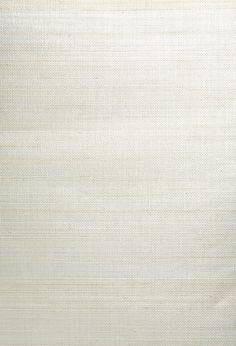 Xiao Chen Silver Grasscloth Wallpaper 63-54745 | DesignYourWall