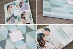 Now available at Violetta Berlin Photography Interactive Keepsake Albums