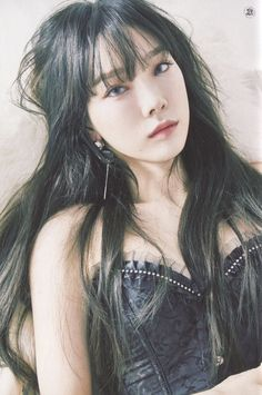 Taeyeon (태연) is a South Korean soloist under SM Entertainment. Taeyeon is currently a member of Girls' Generation (SNSD). Snsd, Seohyun, Girls Generation, Girls' Generation Taeyeon, Jessica Jung, K Pop, Bob Balayage, Yuri, Korean Girl