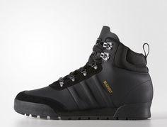 timeless design 26519 41c34 Découvrez la Adidas Jake Blauvelt Boot 2.0 Core Black, une basket pour homme  en cuir