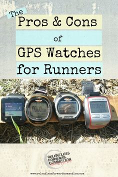 While there are numerous benefits to training with a GPS watch, there are also some negative aspects that may harm a runner's training and progress. In this post we will discuss a little bit of both sides of this argument. Though many of you may be hopeless GPS converts already, I hope that this post will provide a little insight to the pros and cons of this wearable technology to the beginner running crowd, or anyone considering purchasing a GPS watch to assist with their training. #RUN
