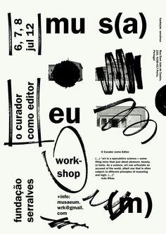 Poster design // source:  puretypography