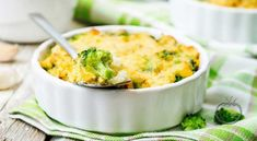 Buy millet casserole with broccoli and cheese by Arzamasova on PhotoDune. millet casserole with broccoli and cheese. Oven Baked Broccoli, Chicken Broccoli Bake, Broccoli Cheese Casserole, Broccoli And Cheese, Quinoa Broccoli, Lunch Saludable, Healthy Side Dishes, Fruit And Veg, Food Photo