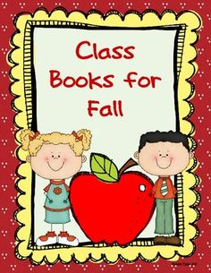 Class Books for Fall
