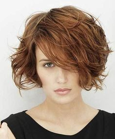 Browse our collection about Short messy bob hairstyles for thick wavy hair provided by Cool Short Hairstyles - Cool & Trendy Short Hairstyles 2017 Short Hairstyles For Thick Hair, Short Hair Styles Easy, Hair Styles 2014, Short Bob Haircuts, Messy Hairstyles, Short Hair Cuts, Curly Hair Styles, Latest Hairstyles, Hairstyle Ideas