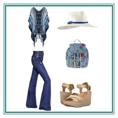 The 7 days of denim by sortmywardrobe.co.uk by sortmywardrobe on Polyvore featuring polyvore, fashion, style, Topshop, Sonia Rykiel, Blowfish, Tracy Watts and clothing