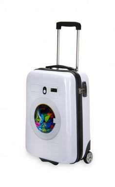 Reiskoffer Wasmachine Smal - Suitsuit
