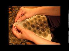Averys Rugs The Stitching Part 2 - YouTube